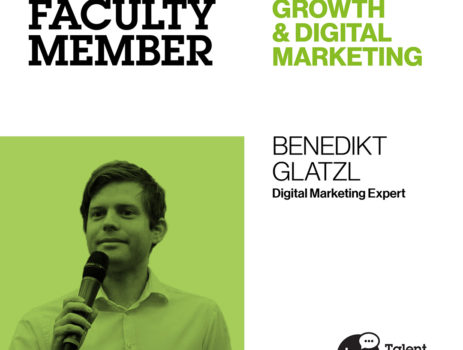 Faculty Stories: Benedikt Glatzl, Product Manager